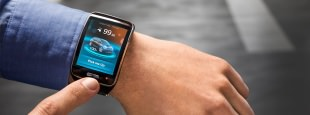 Bmw smart watch