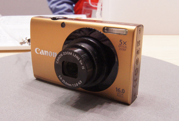 Product Image - Canon  PowerShot A3400 IS