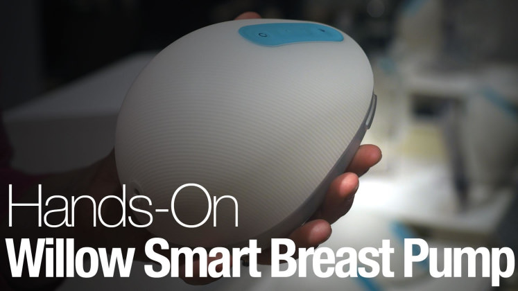 The Willow Could Be The Iphone Of Breast Pumps Reviewed Com