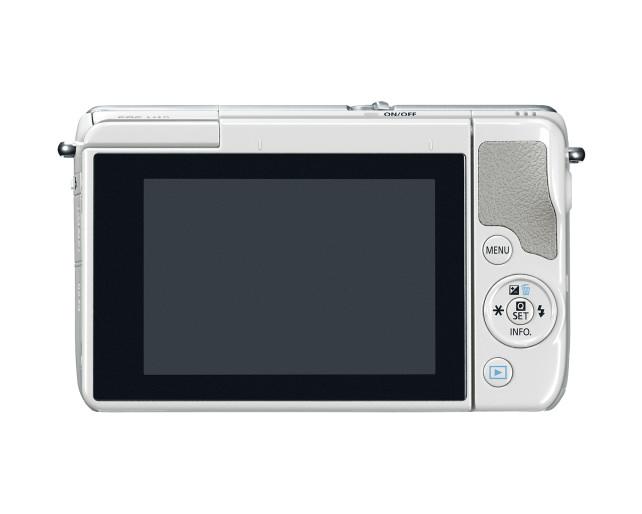 Canon EOS M10 Rear