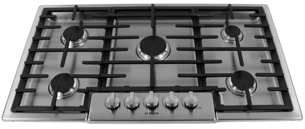 Bosch Ngm8655uc 36 Inch Gas Cooktop Review Reviewed Com