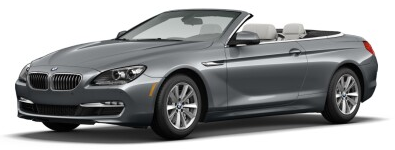 Product Image - 2012 BMW 640i Convertible