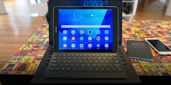 Can Samsung's Tab S3 compete with the Apple iPad Pro?