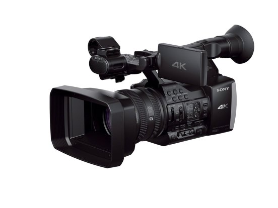 Product Image - Sony Handycam FDR-AX1