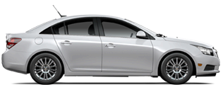 Product Image - 2013 Chevrolet Cruze Eco Manual