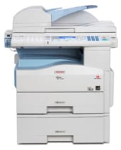 Product Image - Ricoh  Aficio MP 201SPF