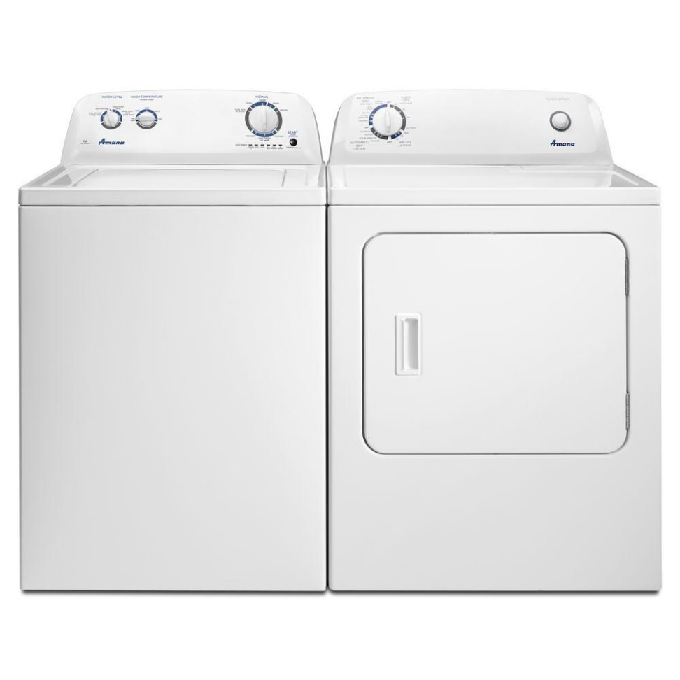 The Best Washer And Dryer Pairs Under 750 Of 2018