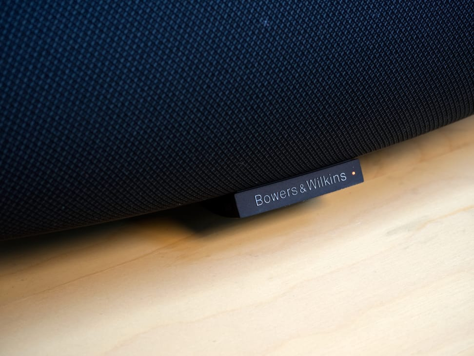 Bowers & Wilkins Zeppelin Wireless Front