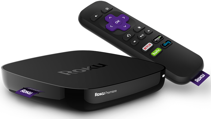 Product Image - Roku Premiere