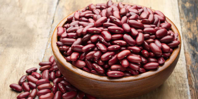 Raw Kidney Beans