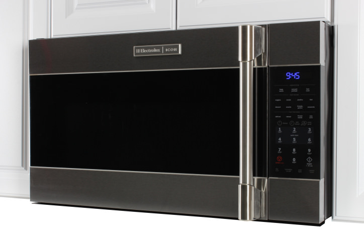 Electrolux Icon E30mh65qps Over The Range Microwave Review