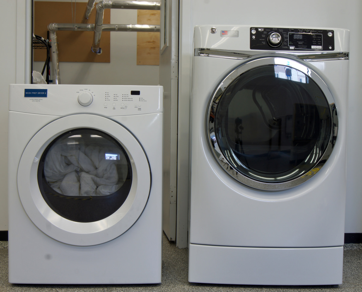 GE GFDR270EHWW Dryer Review Reviewedcom Laundry