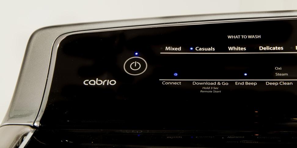 Product Image - Whirlpool Cabrio WTW8700EC