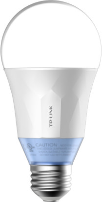 Product Image - TP-Link LB120 Smart Wi-Fi LED Bulb with Tunable White Light