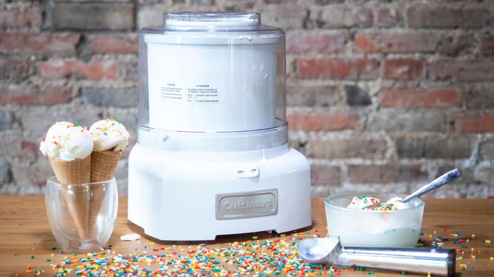 Cuisinart ICE-21 1.5 Quart Ice Cream Maker