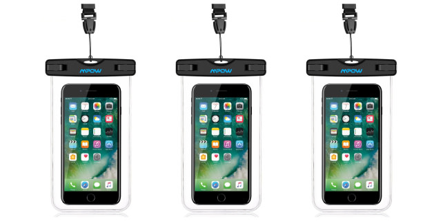 MPow Waterproof Phone Case