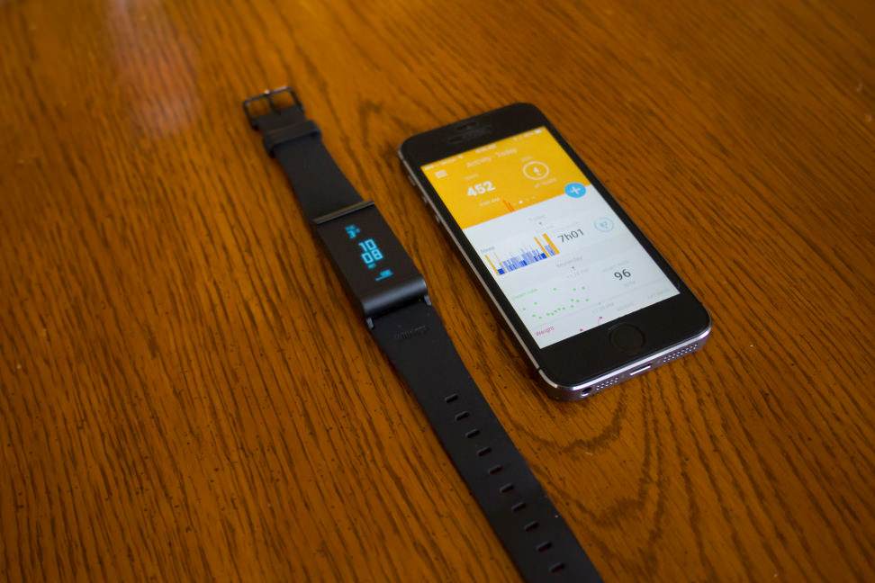 _MG_7645.JPGThe Withings Pulse O2 and Health Mate App