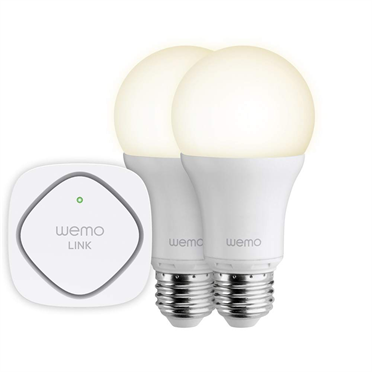 Product Image - Belkin Wemo LED Lighting Starter Set