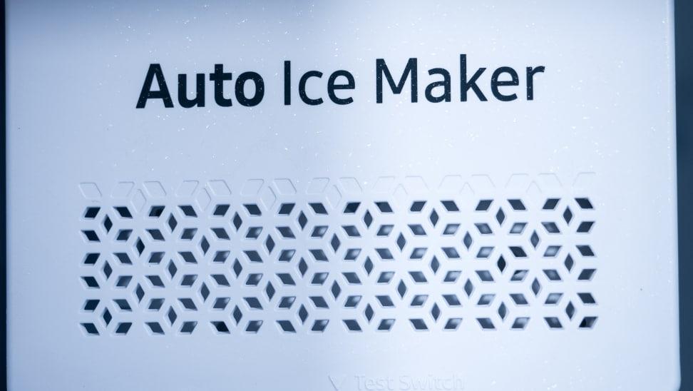 Samsung RT18M6215SG/AA icemaker