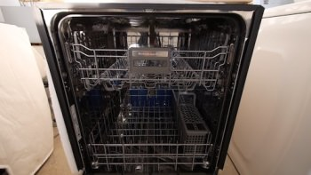 1242911077001 3261549851001 this dishwasher uses less water than your toilet