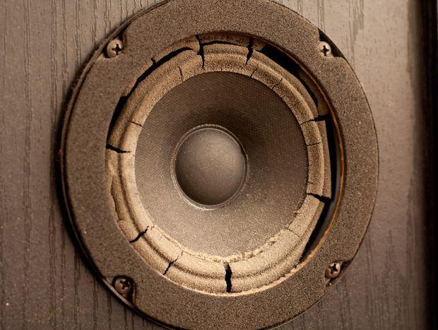 Speaker Foam
