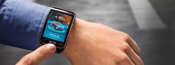 Bmw smart watch