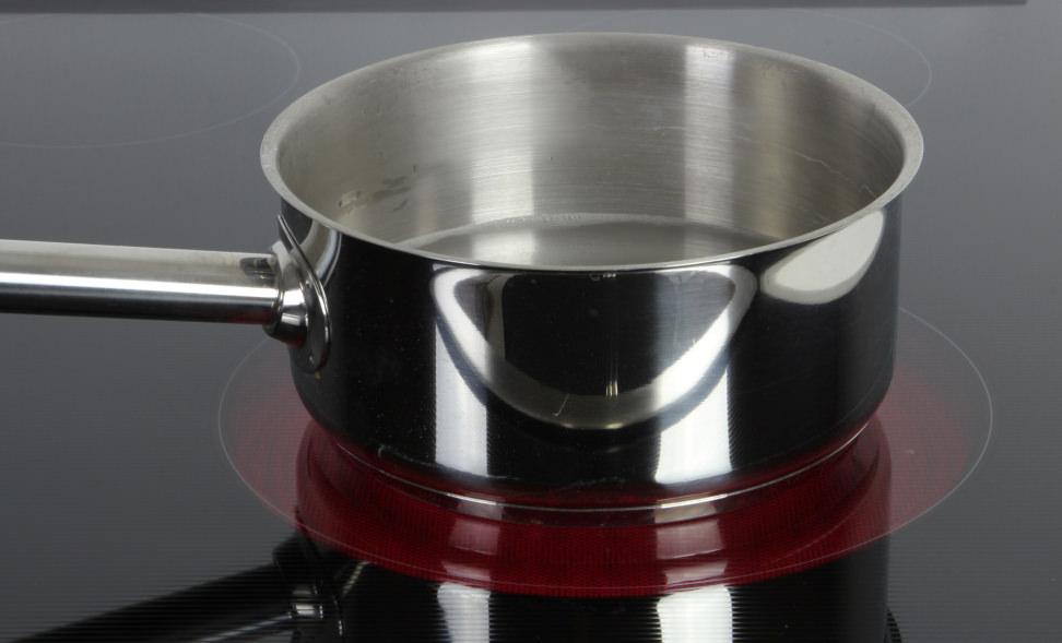 Bosch HEI8054U with Pot