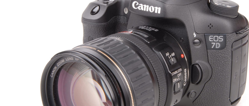 Product Image - Canon EOS 7D