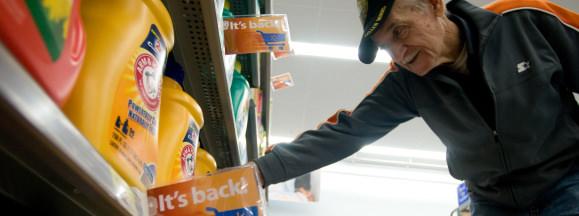 Walmart detergent hero