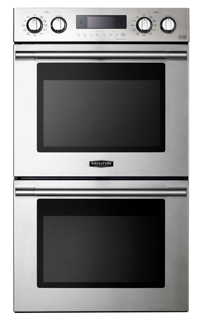 LG Signature 30-inch UPWD3034ST Double Electric Wall Oven
