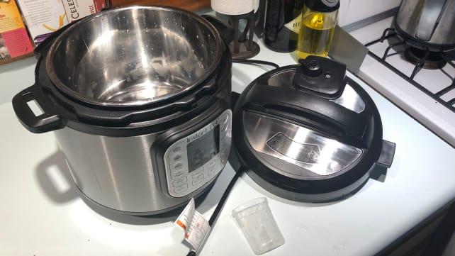 Clean Instant Pot