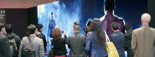 Sony cledis display hero