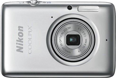 Product Image - Nikon Coolpix S02