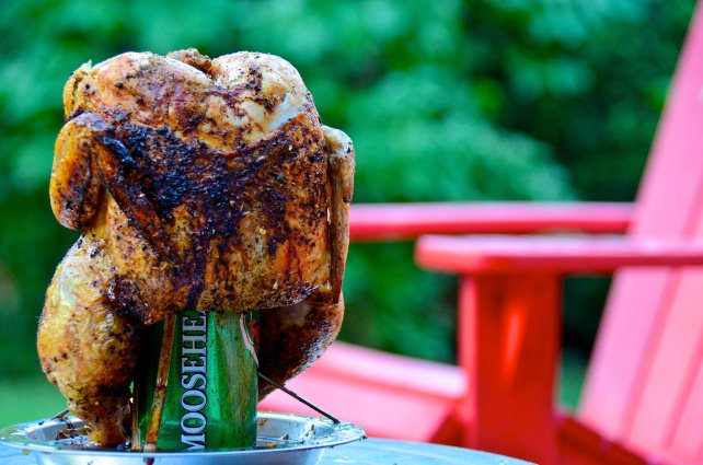 Beer Can Turkey