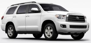 Product Image - 2012 Toyota Sequoia SR5