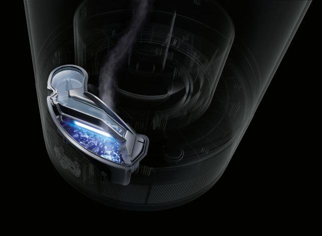 Dyson Humidifier Internal Diagram