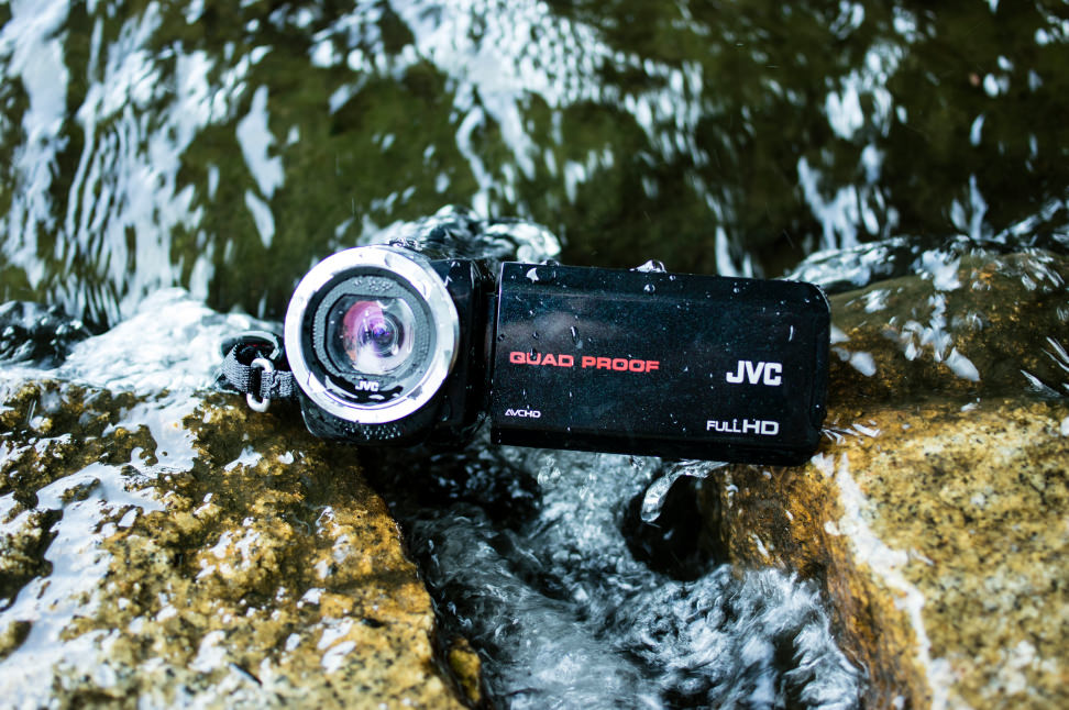 Product Image - JVC GZ-R10