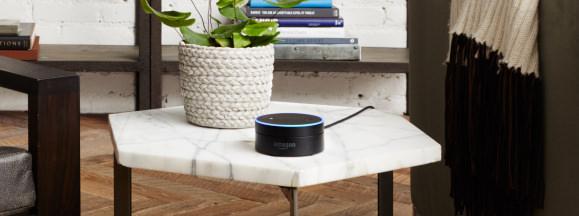 Amazon echo alexa dot roundup hero