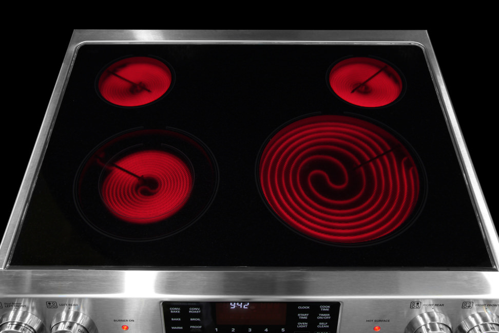 Induction interface cooktop disc 11inch converter