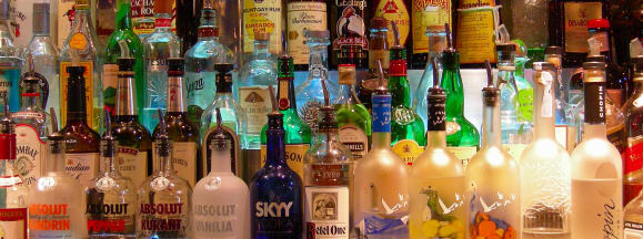 Alcohol hero