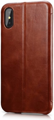 Product Image - Benuo Handmade Leather iPhone X Case