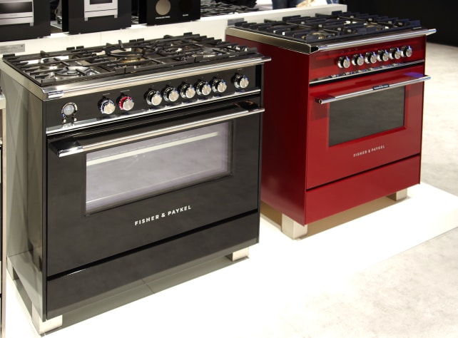 Fisher & Paykel Contemporary Range