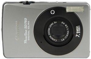 Product Image - Canon PowerShot SD750