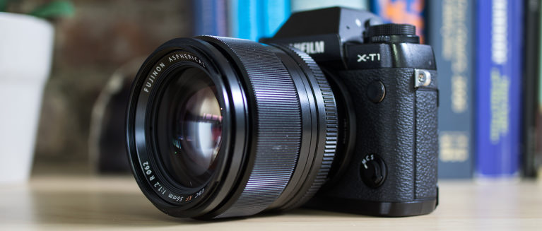 Fujifilm 56mm 1p2 review hero