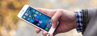 Apple iphone 6s hero