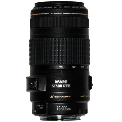 Product Image - Canon EF 70-300mm f/4-5.6 IS USM