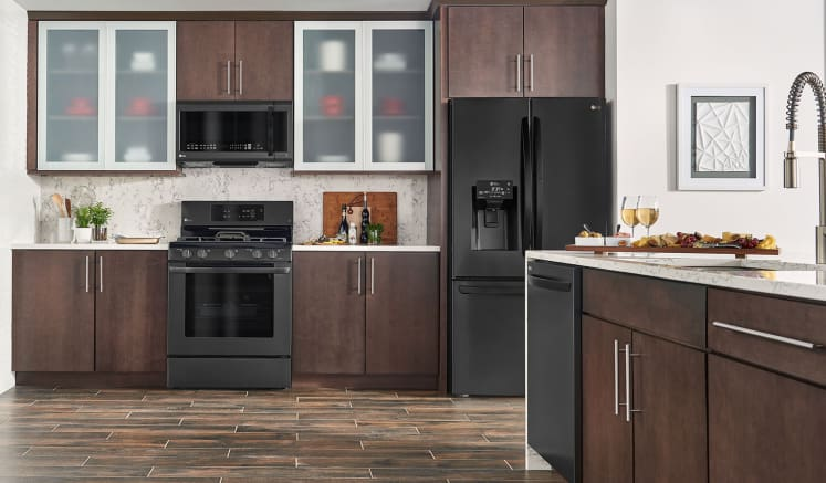 Is black stainless steel right for your kitchen - Steel cucine prezzi ...