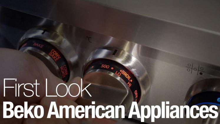 Meet beko america s new home appliance brand for European appliance brands