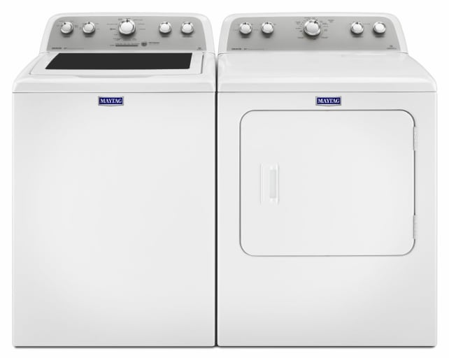 Maytag MVWX655DW Washer and Matching Dryer