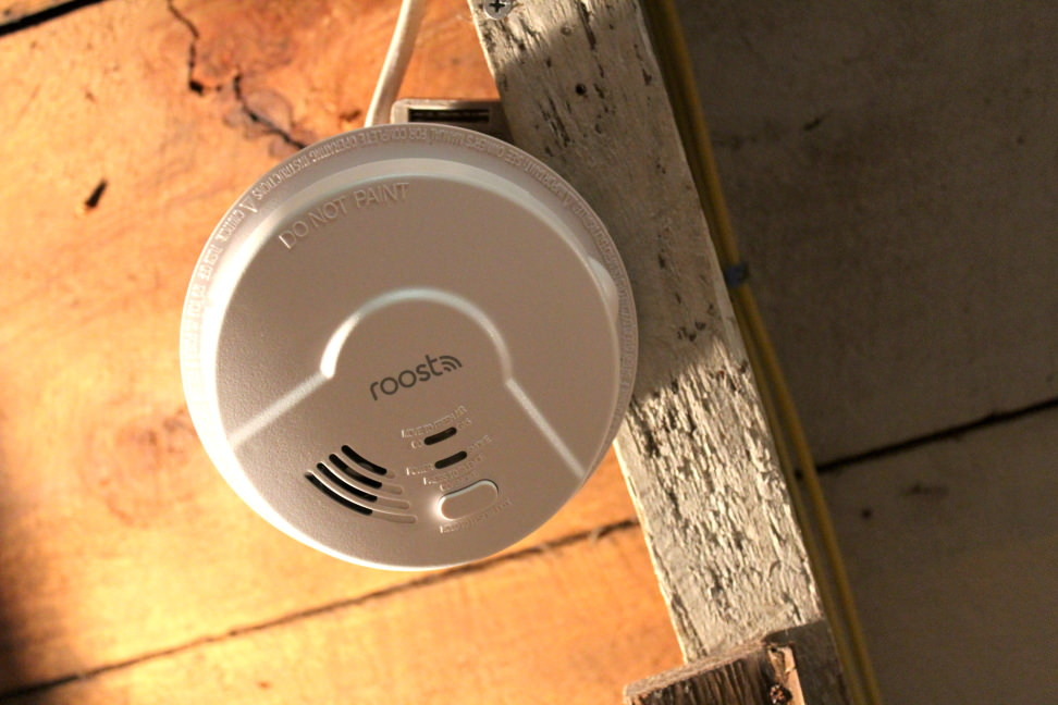 Roost RSA-400 Smart Smoke and CO Alarm